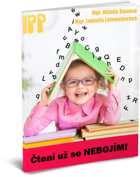 čtení, strach, dyslexie
