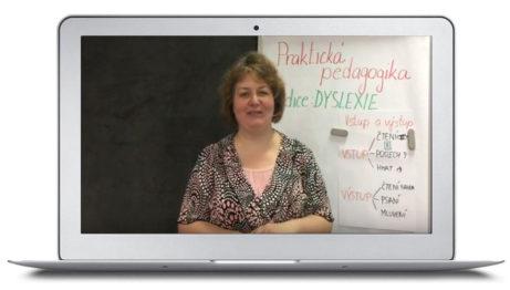 velký kurz dyslexie