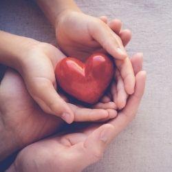 spolu srdcem podpůrný on-ůo